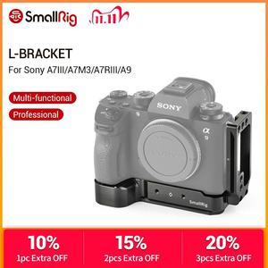 Image 1 - SmallRig A7M3 A7R3 L Bracket For Sony A7SIII A7III A7RIII A9 Arca Swiss Standard L Plate Mounting Plate  2122