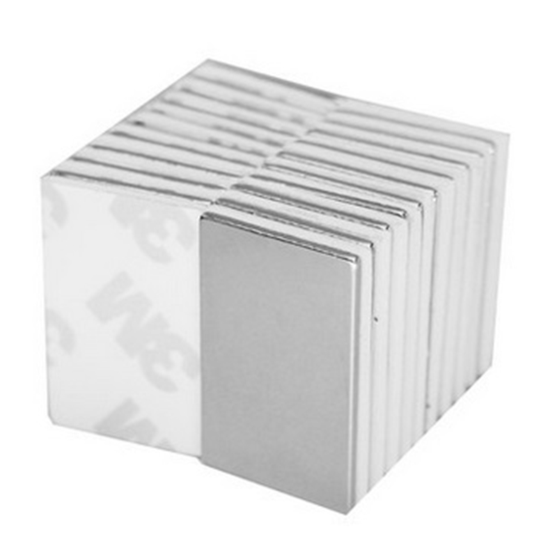5-100pcs N35 Super Strong Block Square Rare Earth Neodymium Magnets 20x10x4mm