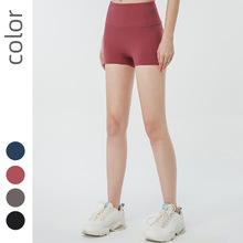 comfy Jogger Shorts Women Solid Sport Workout Shorts High Waist Gym Athletic Shorts Tummy Control Booty Shorts