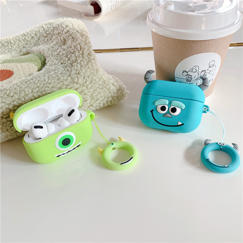 Cute 3D Silicone Case for AirPods Pro 136