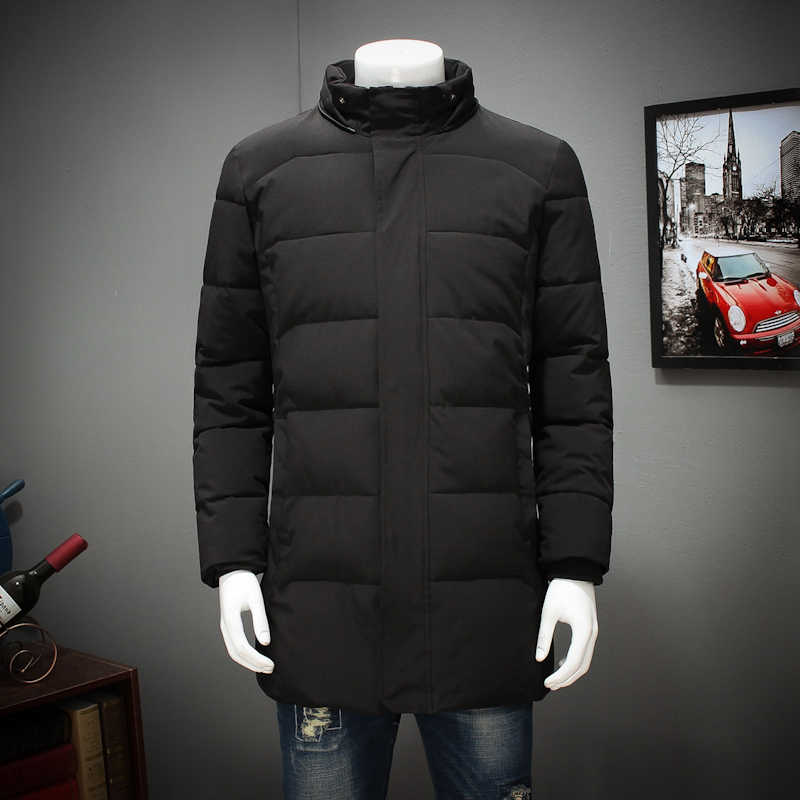 Plus größe 8XL Herbst Winter Parka Männer Jacke Mantel Oberbekleidung Mode Kapuze Gepolsterten Stepp Warme Männlichen Jacken Mit Kapuze Casual Wadde