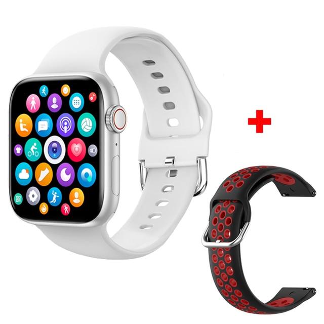 Smartwatch Baytech Original, Bluetooth, Chamadas, Fitness, Series 6 7