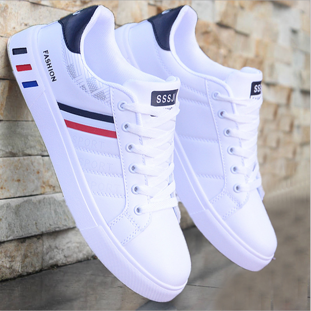 2021 New Men Flat Shoes Summer Breathable Solid Lace Up Male Business Travel Shoes Casual Light Comfortable Low Heel Men Shoes 4
