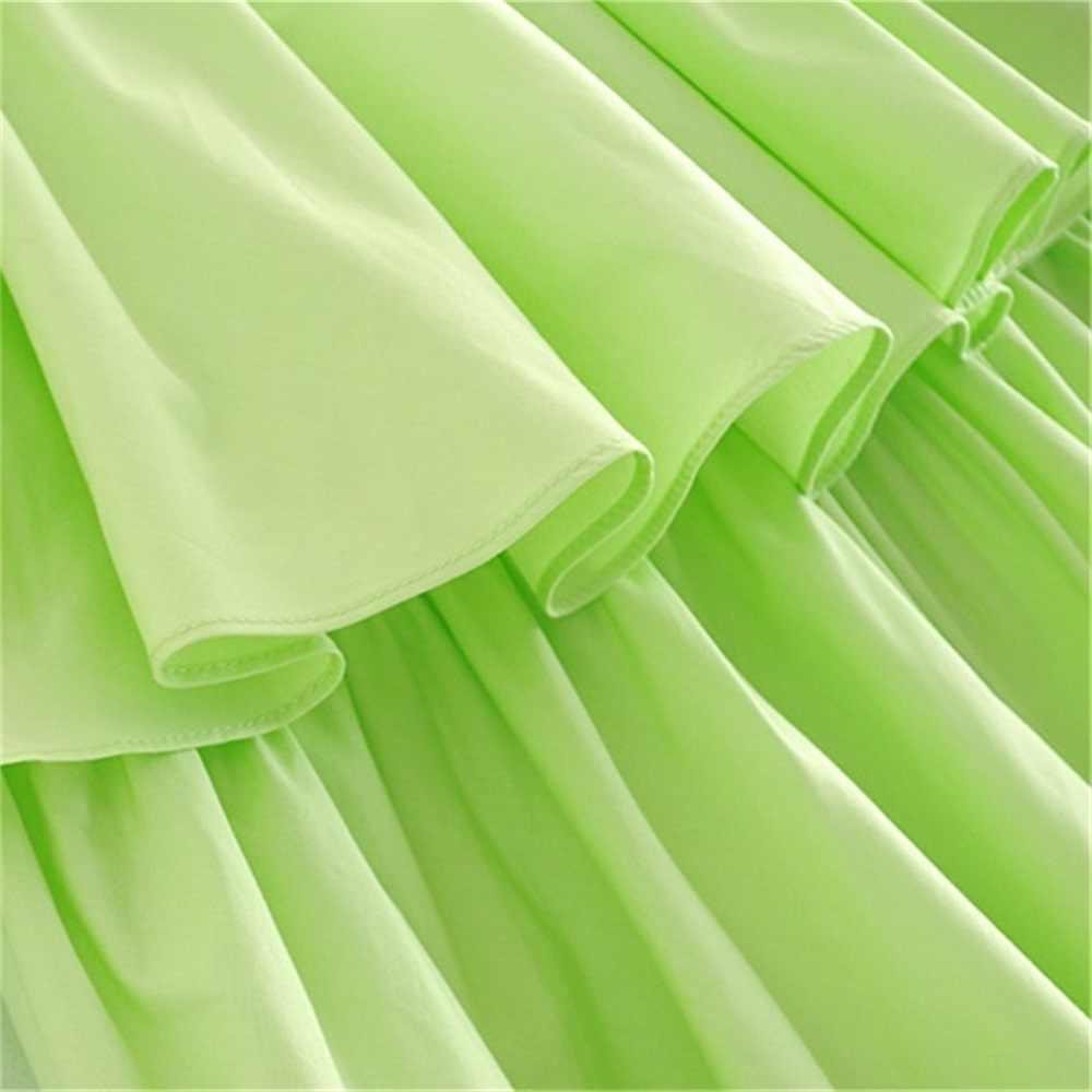 2020 קיץ נשים של חוש עיצוב חדש אחת כתף רצועת סטרפלס אסימטרית קצר חצאית מוערם קישוט עוגת שמלה