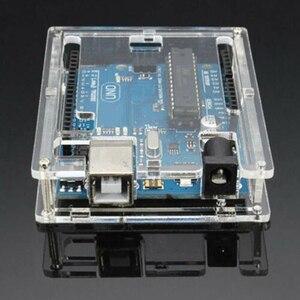 Image 4 - MEGA2560 מגה 2560 R3 מעטפת (ATmega2560 16AU CH340G) AVR Placa de desarrollo USB MEGA2560 מקרה para arduino