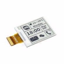 Waveshare 200x200, 1,54 дюймов E-Ink raw дисплей панель без платы связи через интерфейс SPI поддерживает различные Платы контроллеров
