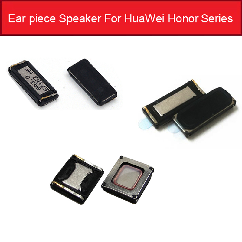 Earpiece Ear Speaker For Huawei Honor 5C 6C Pro 6A 6X 7A 7C 7S 7X Play Loud Speaker Receiver Loudspeaker Replacement Parts