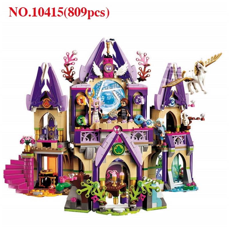 New Girls Fairy Lepining Elves Dragon Series Fit Elves Fairy Friends Figures Building Block Bricks Toy Girls Diy Gift Kids Set