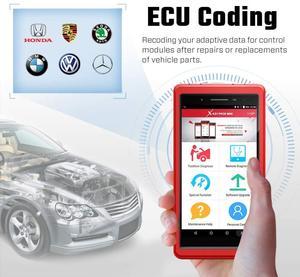 Image 3 - Starten X431 PROFIS Mini Automotive OBD2 Scanner Diagnose Werkzeug IMMO Injektor ECU Codierung TPMS ABS Blutungen Wifi Bluetooth Scanner
