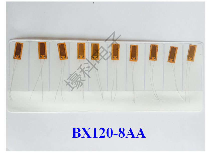 10 Pieces Foil Resistance Strain Gauges BX120-8AA Special Offer