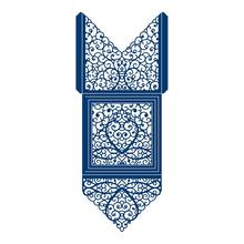Buy YaMinSanNiO Lace Envelope Metal Dies Cutting Scrapbooking New for 2019 Pocket Craft Dies Embossing Die Cuts Card Making Stencils directly from merchant!