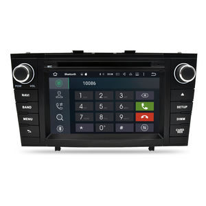 Image 3 - Octa Core Android10.0 Car Radio GPS Navigation Multimedia DVD Player For Toyota Avensis T27 2009 2015 WIFI Stereo 4G RAM 64G ROM