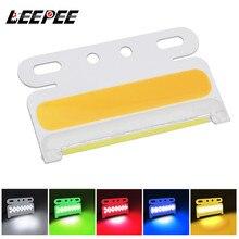 LEEPEE 10Pcs/set Truck COB Side Light Super Bright LED Turning Lights Signal Lamp 24V 42 LED Marker Lamp Car Accessories