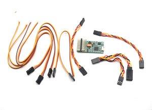 Image 4 - DasMikro TBS Mini programlanabilir motor ses birimi ve ışık kontrol ünitesi yükseltme sürümü için tüm RC modeli