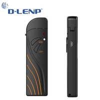 Appareil de contrôle optique tenu dans la main de câble de FTTH de Fiber de localisateur visuel tenu dans la main de défaut de DLENP fibre optique rouge de laser 15 km/20 km/30 km VFL Rechargeable