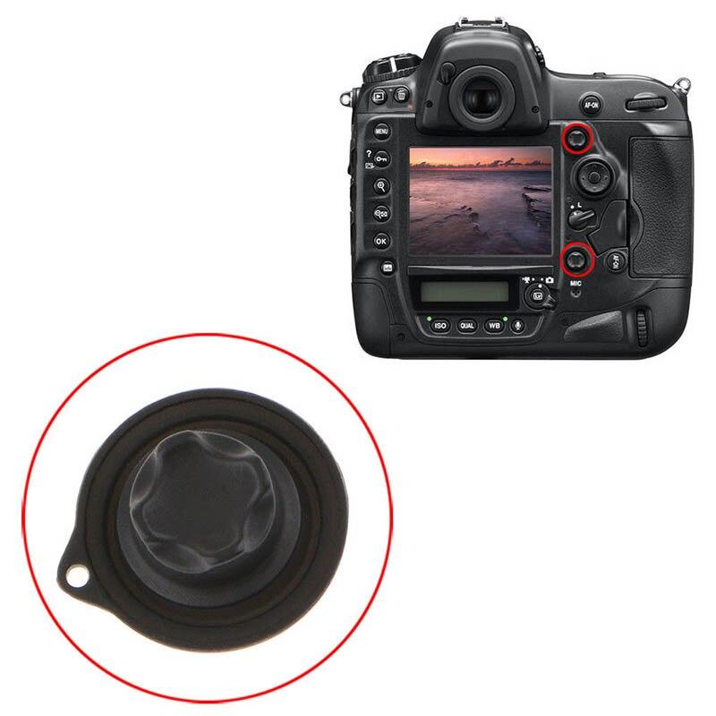 Tüketici Elektroniği'ten Kamera Kapağı'de Çok fonksiyonlu kontrol düğmesi joystick düğmesi için yüksek kaliteli kamera muhafazası Nikon D4 tamir kiti sıcak title=