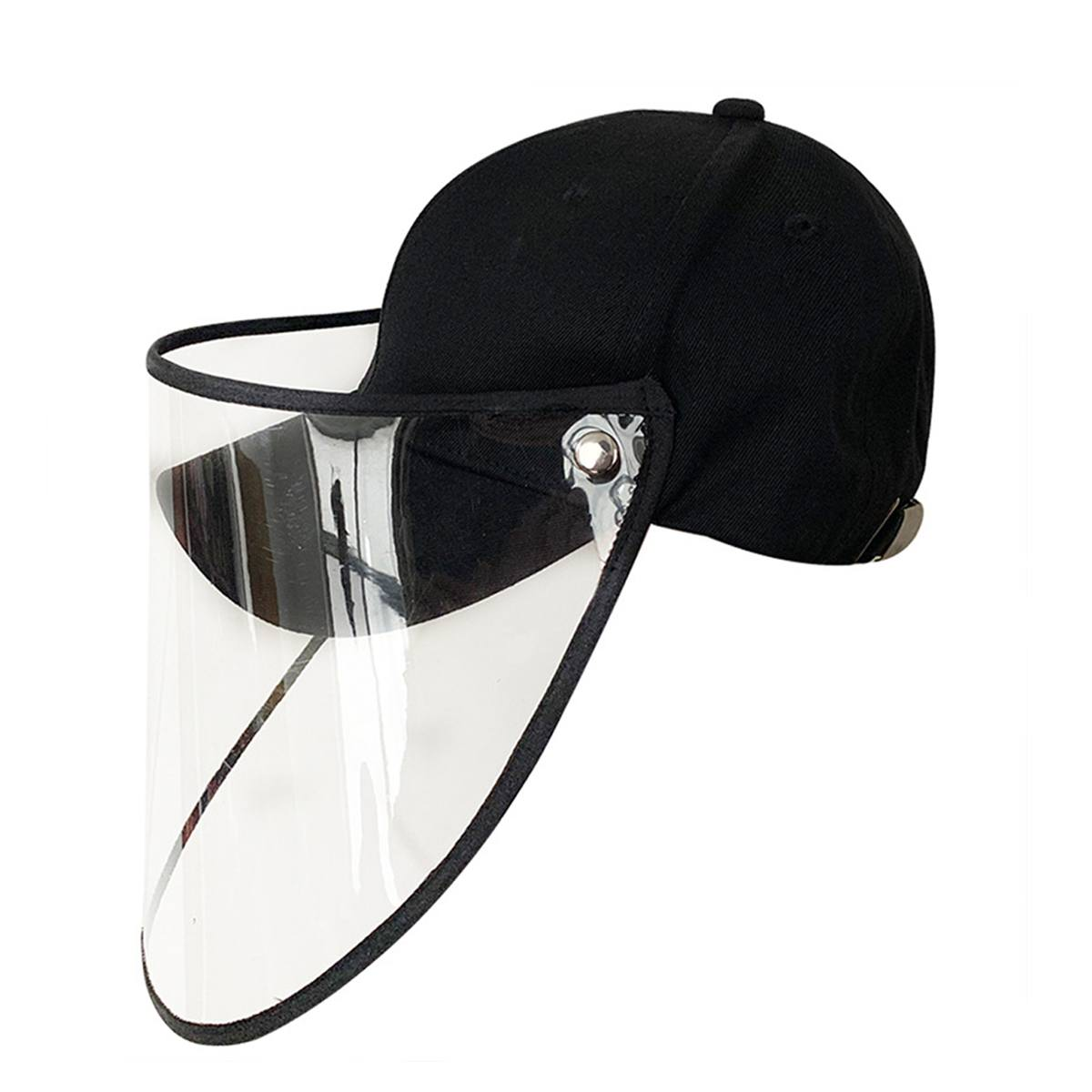 NEW Safety Anti Virus Dust Mask Cover With Hat Anti Flue Spittle Anti Dust Cover Full Face Eyes Protection Mask