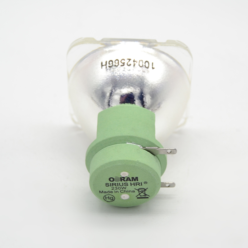 Free shipping Stage light 200W 5R / 7R 230W Metal Halide Lamp moving beam lamp 230 beam Platinum Metal Halogen Lamps Follow spot