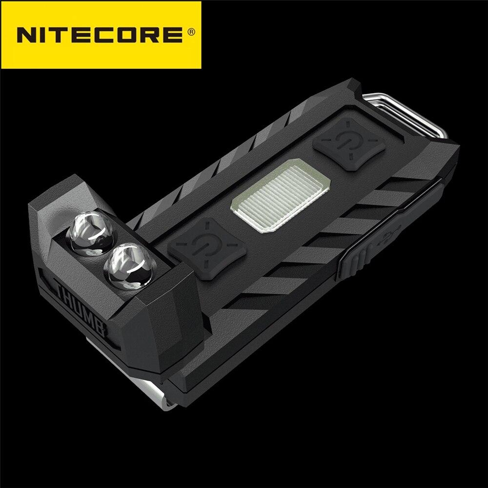 original nitecore polegar leo keylight recarregavel branco 01