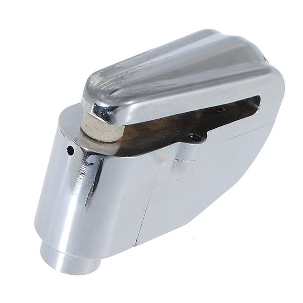 com 2 teclas cromo scooter segurança sirene bloqueio