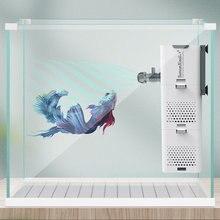 SUNSUN 4 en 1 multi-fonction filtre d'aquarium interne filtre éponge pour Aquarium Submersible pompe à eau vague fabricant aérateur d'air