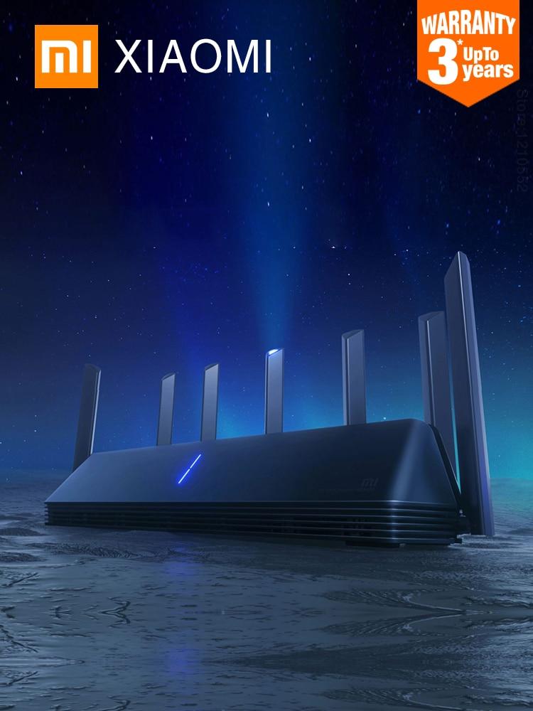 Xiaomi Signal-Amplifier Router Gigabit-Rate Mesh Wifi Encryption Wifi6-Dual-Band Aiot