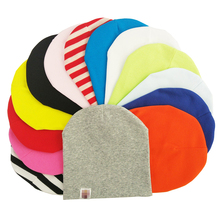 Get more info on the Spring Autumn Baby Caps Solid Color Hats for A Boys Girls Unisex Warm Striped Cotton Children Hats for Soft Newborn Caps