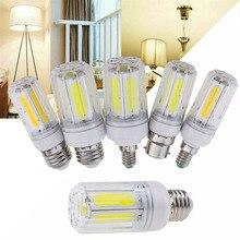 LED COB Corn Light Bulb E26 E12 E14 B22 12W 16W Bright Lamp For Home RD1002 Chandelier  Decoration Ampoule YZ