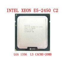 Processador intel xeon e5 2450 cpu 8-core 2.1ghz sr0lj 20mb lga1356 vender xeon processador de E5-2400 séries