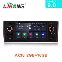 LJHANG 1 ディンアンドロイド 9.0 フィアット Linea Grande Punto 2007-2012 GPS ナビ WIFI マルチメディアプレーヤー no DVD Autoaudio ステレオ