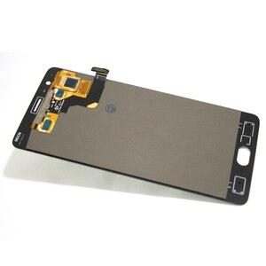 Image 5 - 100% Được Kiểm Tra 5.5 OLED Màn Hình LCD Khung Cho Oneplus 3 A3000 3T A3010 Màn Hình Bộ Số Hóa Cảm Ứng chi Tiết Sửa Chữa