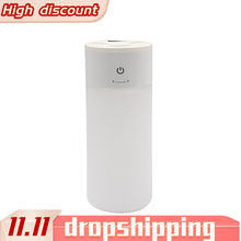 USB Electric Aroma air diffuser Ultrasonic air humidifier Essential oil Aromatherapy cool mist maker for home Mini Car Portable(China)