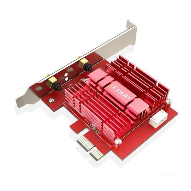 3000Mbps AX200 802.11AX Wifi 6 PCI-e Network Card Bluetooth 5.0 Wireless Wifi6 PCI Express Antena Wifi 5G Adapter AX200NGW EDUP