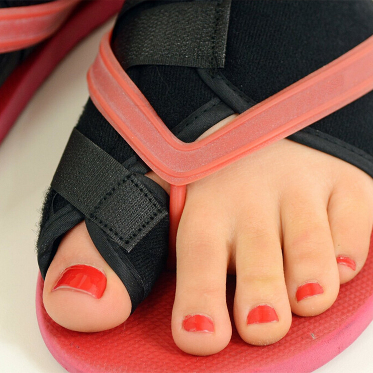 Blackmailed Brace Adult Men And Women Correcting Band For Hallux Valgus Toe Separator Straightening Toe Sleeve