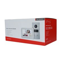 Hik IP Video Intercom Kit Bundle, Multi-Bahasa HD RFID Panel dan Wifi Monitor, IP Bel Pintu Ponsel Tahan Air(China)