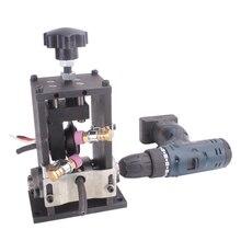 Ручной инструмент для зачистки проводов Инструмент для зачистки проводов ручной Электрический станок для рисования проводов Инструмент для зачистки кабеля функция заточки