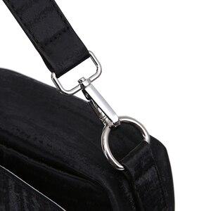 Image 5 - Soboba детские сумки для подгузников Сумка для беременных одноразовые многоразовые Твердые водонепроницаемые влажные сухие сумки для подгузников с ручкой черная сумка для протирания