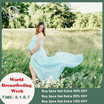 Clearance! Maternity photography Props Maxi Pregnancy Clothes Chiffon Maternity Dress Shooting Photo Pregnant Pregnancy Dresses belva 2017 summer bamboo fiber maternity clothes three quarter pregnancy photography props pregnant clothing dr202