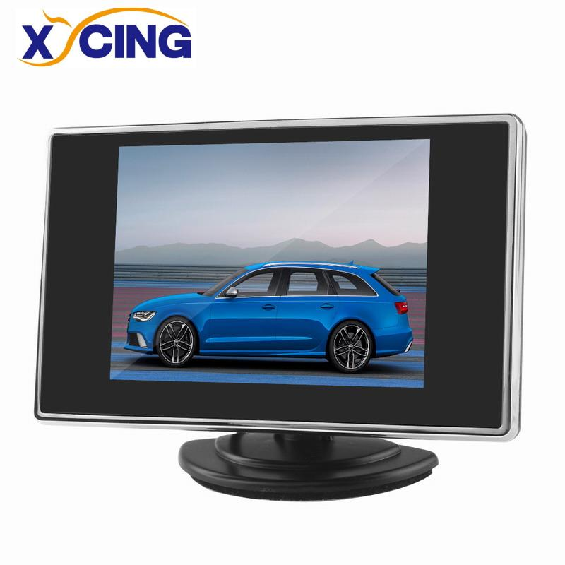 XYCING Car-Monitor Camera Rearview Vehicle Reverse-Backup New  title=