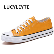 High Quality Classic Women Canvas Shoes 2018 new autumn High