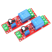 Module Switch-Ne555 Delay-Relay-Shield Timer Electrical-Delay Adjustable 0-To-10 Second-0--10s