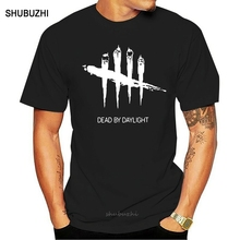 New Dead By Daylight Survival Horror Zombie Game MenBlack T Shirt Size S 3Xl