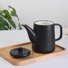 Керамический холодный чайник керамический Одноместный горшок