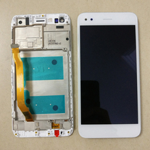 2017 NEW 100% test Black/White 5.0 inch For Huawei P9 lite mini LCD DIsplay Touch Screen Digitizer Assembly Without / With Frame