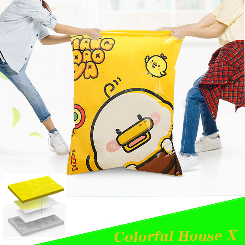 Vacuum Compression Bag Large Quilts Storage Packet Household Air Finishing Package Foldable And Sealed Clothes For Storage Sack