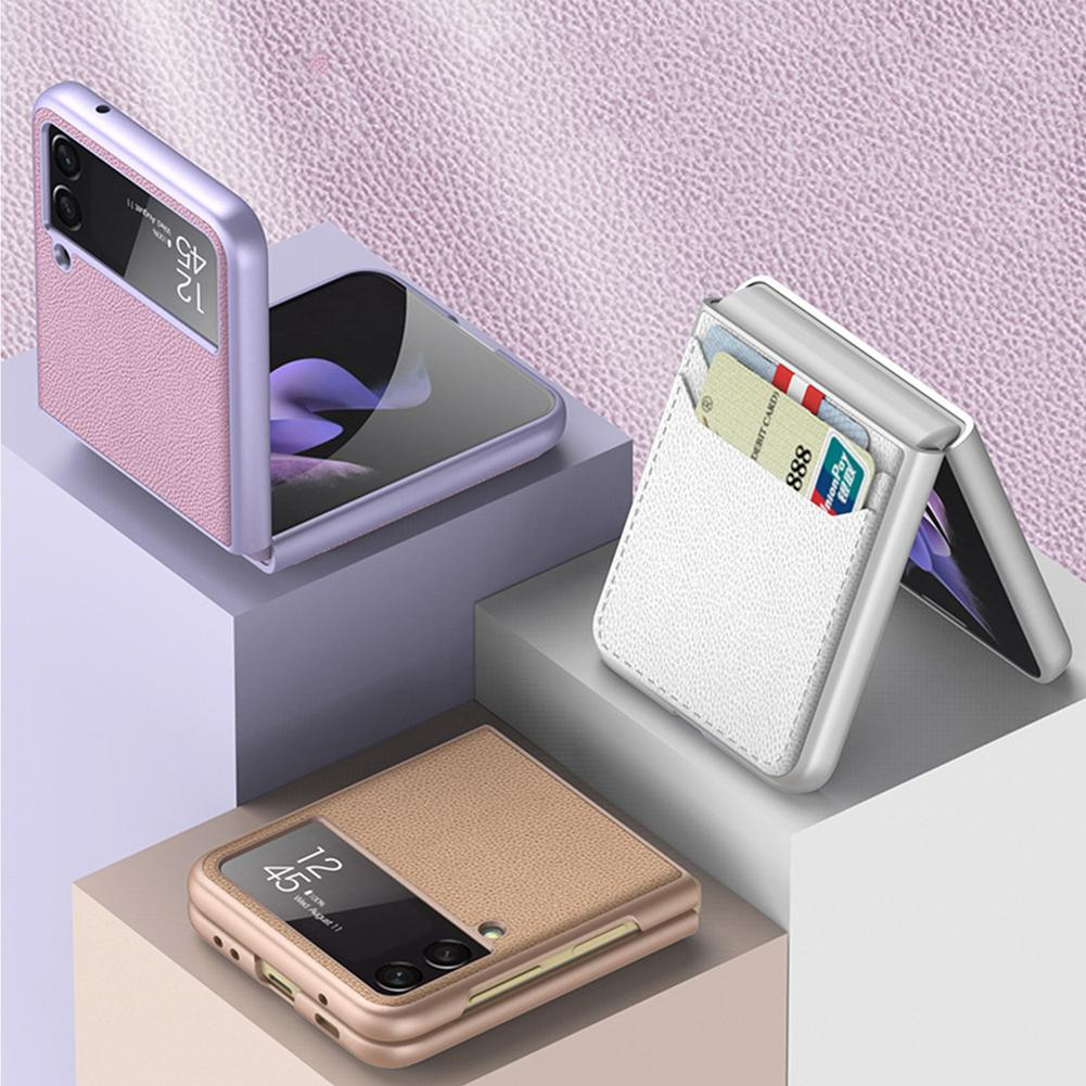 Samsung Z Flip 3 Card Holder Case