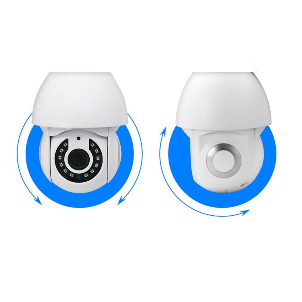 V380 intelligent sans fil dôme caméra réseau Surveillance caméra extérieure étanche extérieur Wifi alarme moniteur - 5