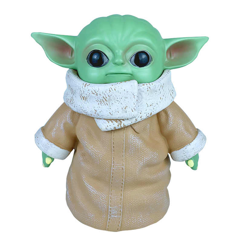 Star Wars Baby Yoda Collection Action Figure Toy PVC Miniature Toys Doll Gift for Children's Day