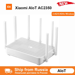 Xiaomi Mi Router AC2350 Gigabit 2183Mbps Dual-Band 128MB WiFi Wireless Router Wifi Repeater With 7 High Gain Antennas  Router
