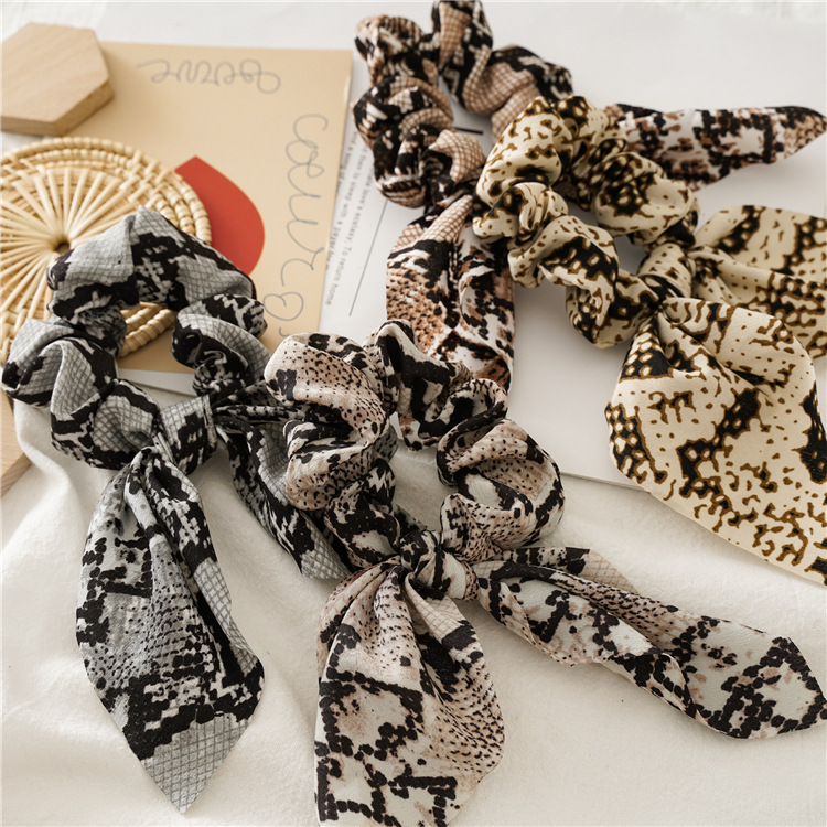 60 pçs lote diy simples cobra leopardo